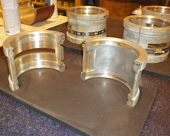 Motor Bearings American Power Service Babbitt Bearing