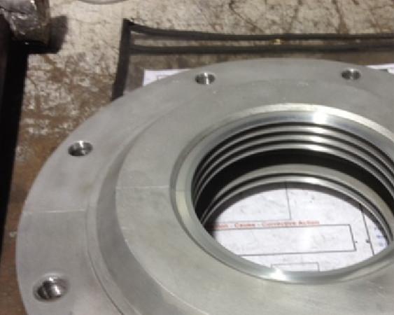Oil Seal Deflector